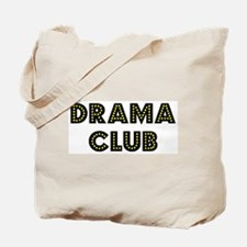 "Drama Club ""Label Me"" Tote Bag"