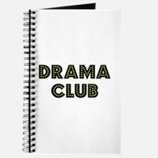 "Drama Club ""Label Me"" Journal"