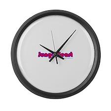 Jung @ Heart Large Wall Clock