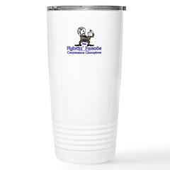 Mascot Conference Champions Travel Mug