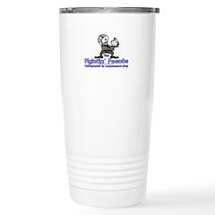 Mascot Undefeated Travel Mug