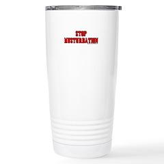 Stop Musturbation Travel Mug