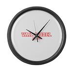 Vail Model Large Wall Clock