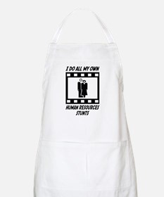 Human Resources Stunts BBQ Apron
