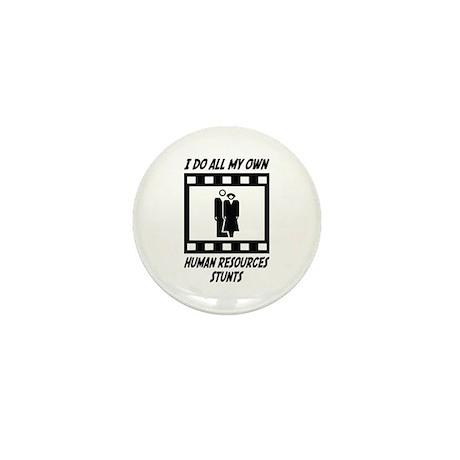 Human Resources Stunts Mini Button (10 pack)