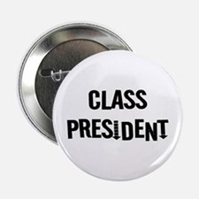 "Class President ""Label Me"" Button"