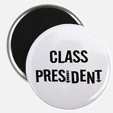 "Class President ""Label Me"" Magnet"