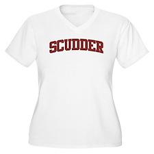 SCUDDER Design T-Shirt