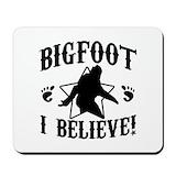 Big foot Classic Mousepad