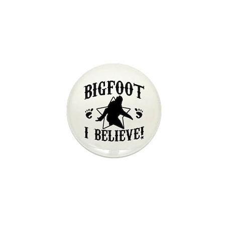 BIGFOOT - I Believe Mini Button