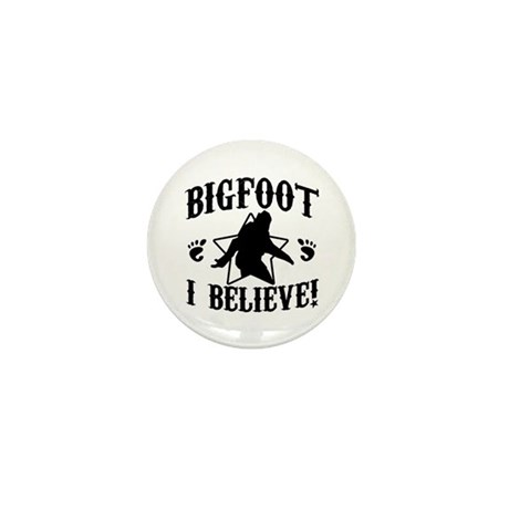 BIGFOOT - I Believe Mini Button (10 pack)