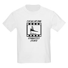 Gymnastics Stunts T-Shirt