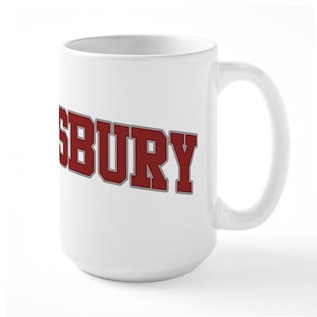 SALISBURY Design Large Mug