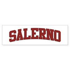 SALERNO Design Bumper Bumper Sticker