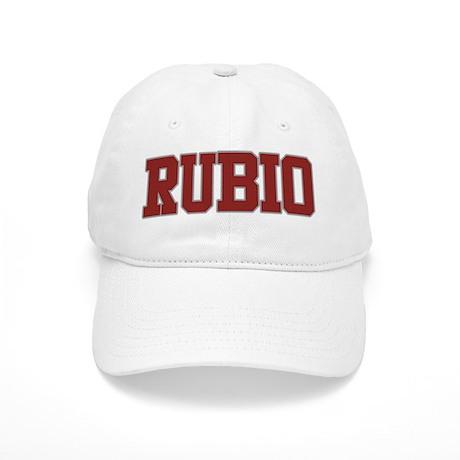 RUBIO Design Cap