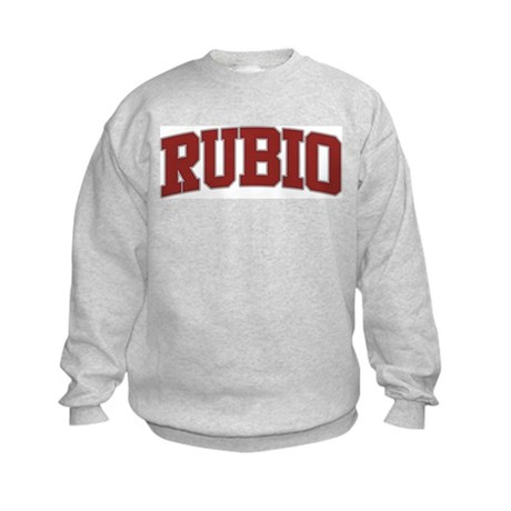 RUBIO Design Kids Sweatshirt