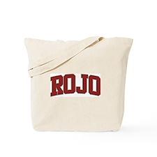 ROJO Design Tote Bag