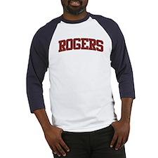 ROGERS Design Baseball Jersey