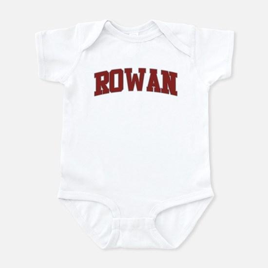 ROWAN Design Infant Bodysuit