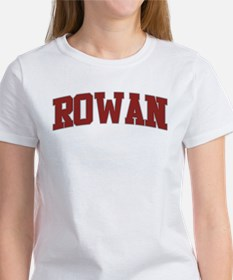 ROWAN Design Women's T-Shirt