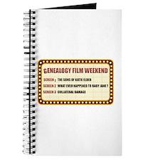 Film Weekend Journal