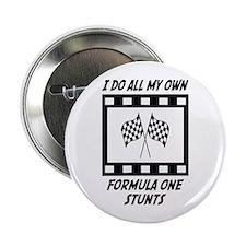 "Formula One Stunts 2.25"" Button"