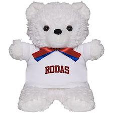 RODAS Design Teddy Bear