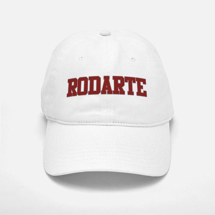 RODARTE Design Baseball Baseball Cap
