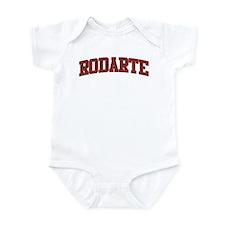 RODARTE Design Infant Bodysuit