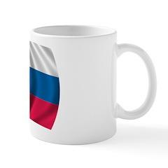 Wavy Slovenia Mug