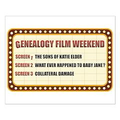 Film Weekend Posters