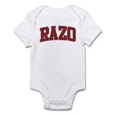 RAZO Design Infant Bodysuit