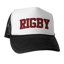 RIGBY Design Trucker Hat