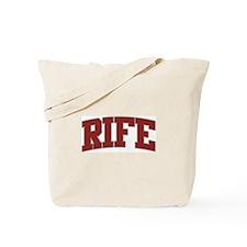 RIFE Design Tote Bag