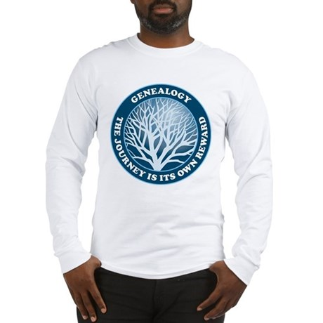 Journey Reward (Bl) Long Sleeve T-Shirt