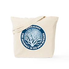 Journey Reward (Bl) Tote Bag