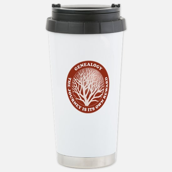 Journey Reward (Rd) Stainless Steel Travel Mug