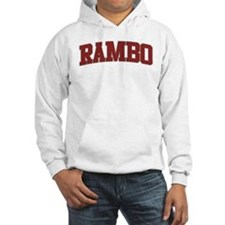 RAMBO Design Jumper Hoody