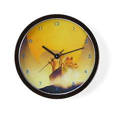 Maxfield Parrish Codadad Wall Clock