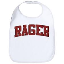 RAGER Design Bib