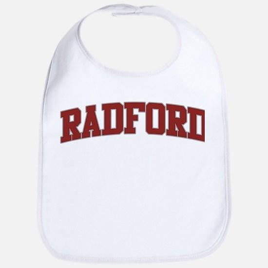 RADFORD Design Bib