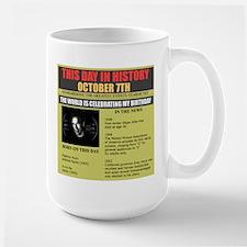 october 7th Mug