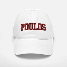 POULOS Design Baseball Baseball Cap