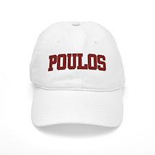 POULOS Design Baseball Cap