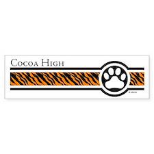 CHS Tiger Stripes Bumper Bumper Sticker