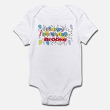 Happy Birthday Brooke Infant Bodysuit