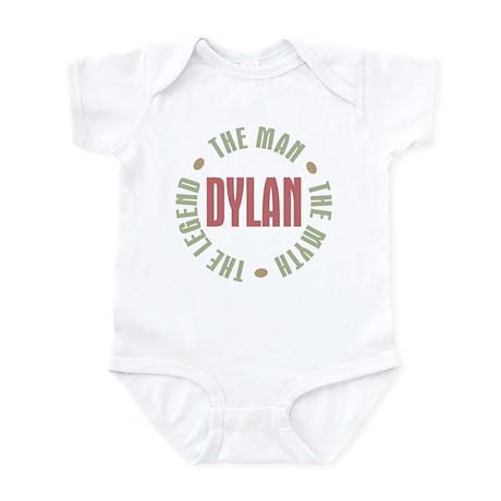 Dylan Man Myth Legend Infant Bodysuit