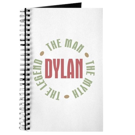 Dylan Man Myth Legend Journal