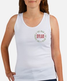 Dylan Man Myth Legend Women's Tank Top