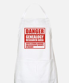 Research Area BBQ Apron
